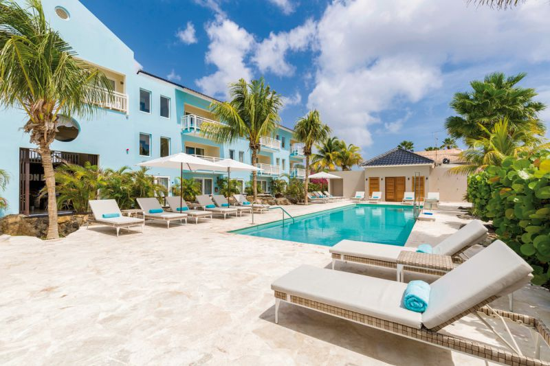 Hotel Dolphin Suites Curacao