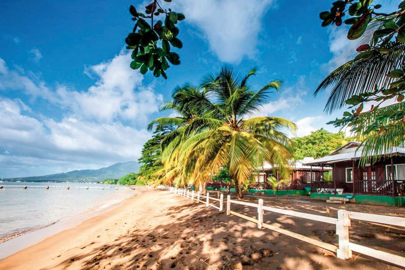 Hotel Picard Beach Cottages Dominica