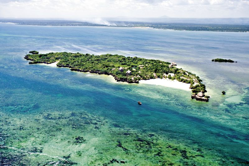 Hotel The Sands at Chale Island Kenia