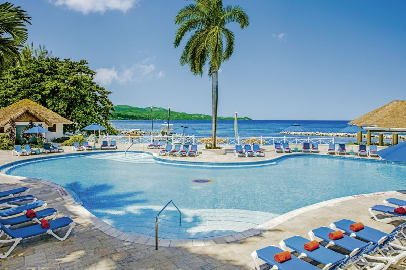 Hotel Sunscape Splash Montego Bay Jamaika