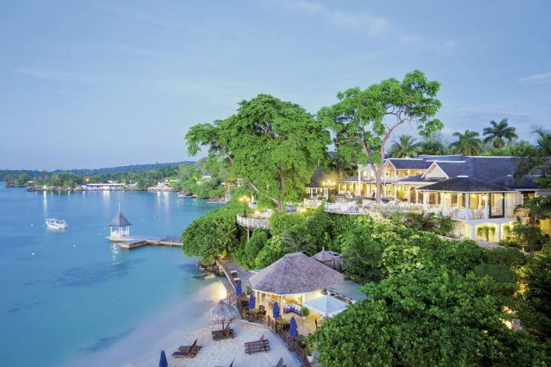 Hotel Sandals Royal Plantation Golf Resort & Spa Jamaika