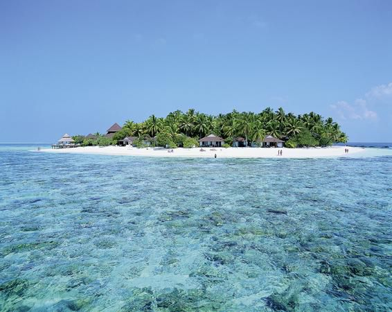 Hotel Diamonds Thudufushi Beach & Water Villas Malediven