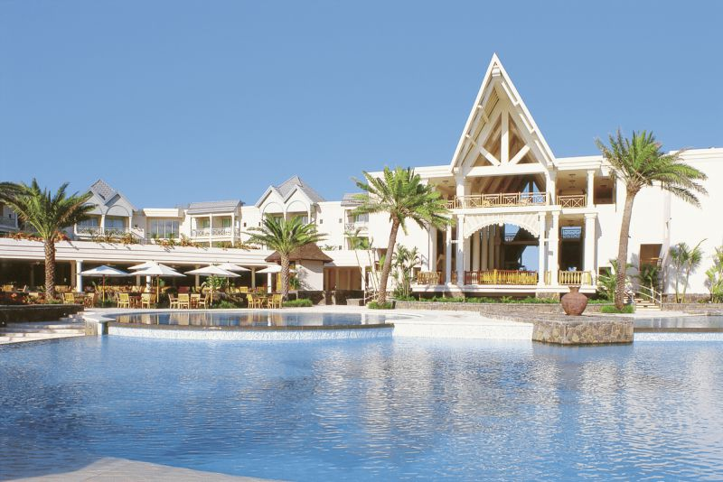 Hotel The Residence Mauritius