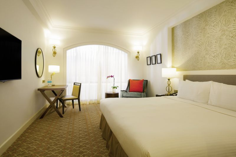 Hotel Orchard Rendezvous Hotel Singapur
