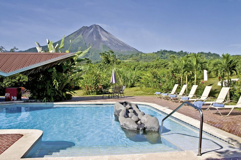 Hotel Arenal Springs Resort Costa Rica