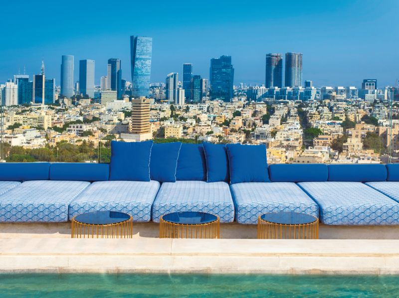 Hotel Lighthouse by Brown Hotels Israel