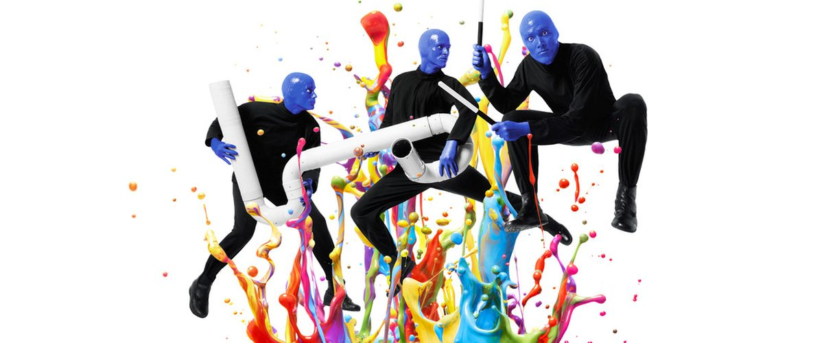 BLUE MAN GROUP - Tickets bei DERTOUR