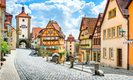Hotels Rothenburg ob der Tauber