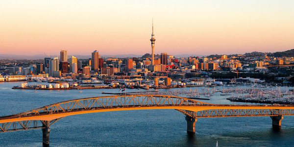 Auckland in Neuseeland