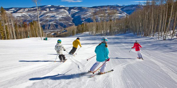 Beaver Creek Skigebiet