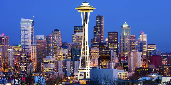 Reisen nach Washington & Oregon - Städtetour durch Seattle und Portland