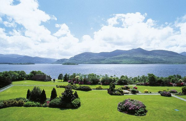 Rundreisen ab Kerry - Blick auf Killarney Seen
