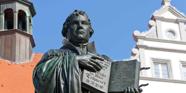 Reformationstag Wittenberg Martin Luther