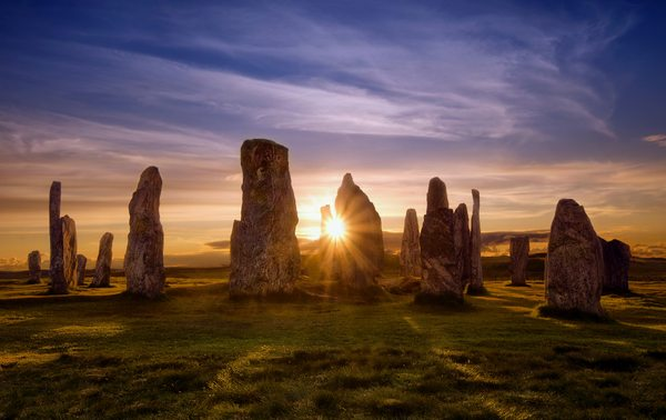 Urlaub in Schottland – Callanish Stones