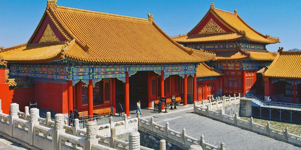 Kaiserpalast Beijing China
