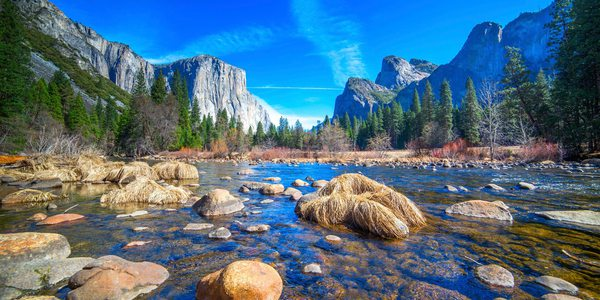 Yosemite-Nationalpark, USA