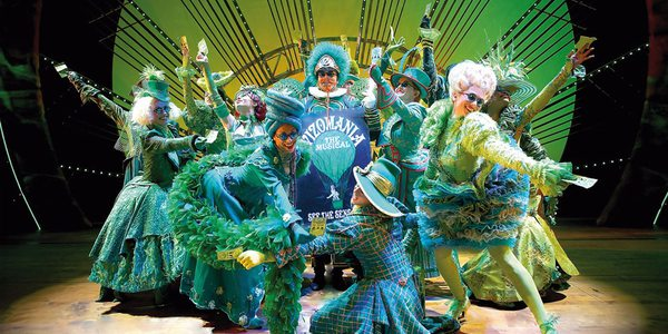 Wicked - Musical Tickets online buchen