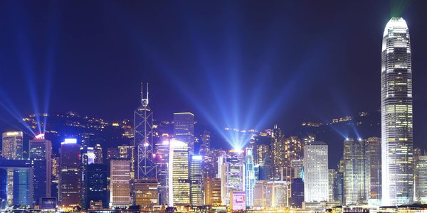 Hongkong Symphony of Lights