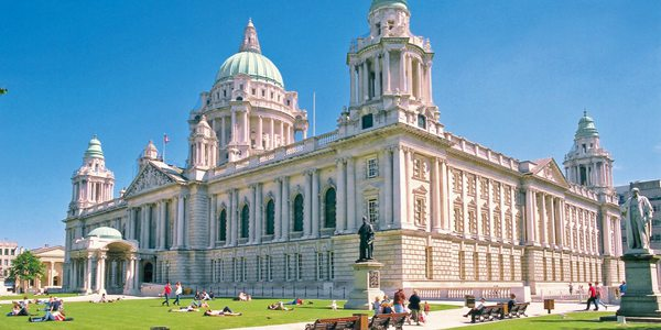 Belfast City Hall Nordirland