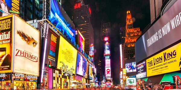 Musicals in New York