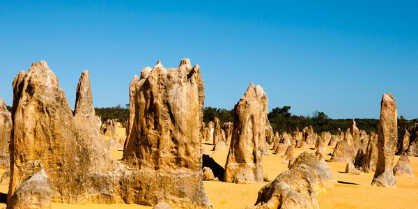 Pinnacles im Nambung-Nationalpark