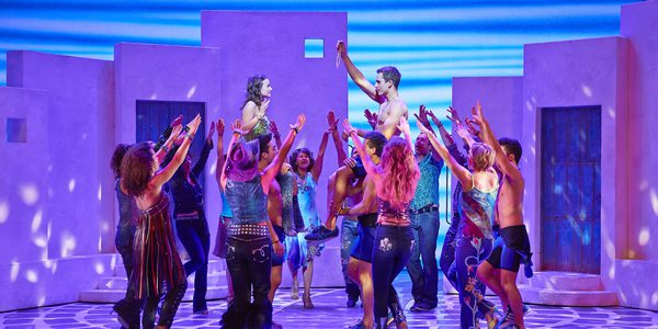 Musicals in London - Mamma Mia