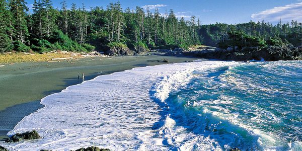 Der Pacific Rim Nationalpark