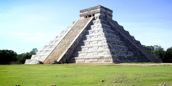 Chichén Itza in Mexiko