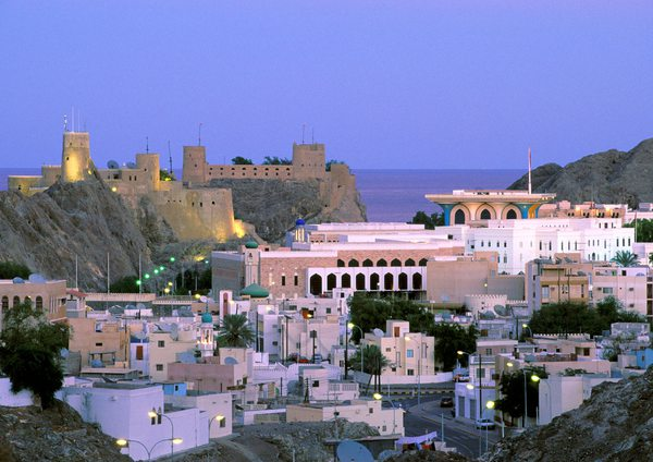 Hotels Muscat