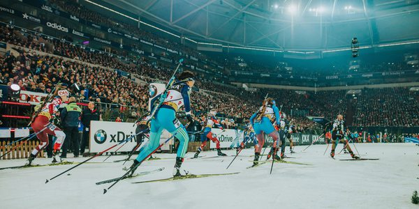 Wintersport Biathlon Schalke
