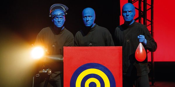 Blue Man Group - Tickets online buchen