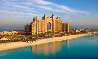 Last-Minute Atlantis, The Palm buchen