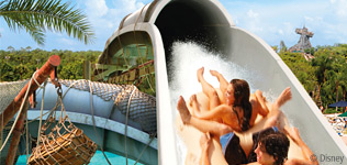 Magic Your Way Base Ticket + Water Park Faun & More Option